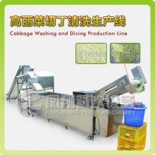 Kohl / Mango Dicing und Waschen Produktionslinie