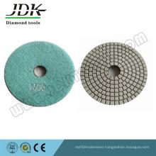 Flexible Resin 125mm Diamond Polishing Pads