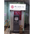 Bank ATM LED Light Box ATM Booth Canopy Kiosk
