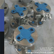 API 599/API 6D Sleeved Plug Valves