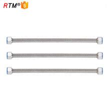 B17 4 13 en acier inoxydable flexible tuyau de gaz tuyau de gaz naturel tuyau connecteur de gaz