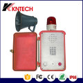 IP66 Tunnel Intercom Telephone Weatherproof Emergency Telephone with Loudspeaker