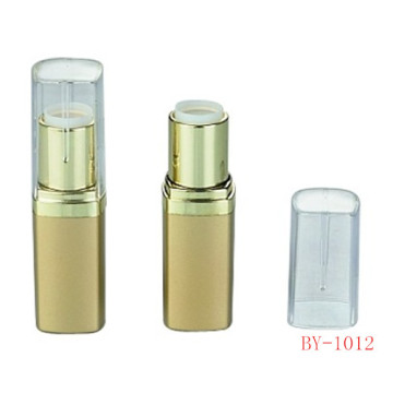 Smooth Gold Lipstick Tube