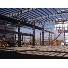 Steel Structure Frame Workshop Building (KXD-SSB1248)