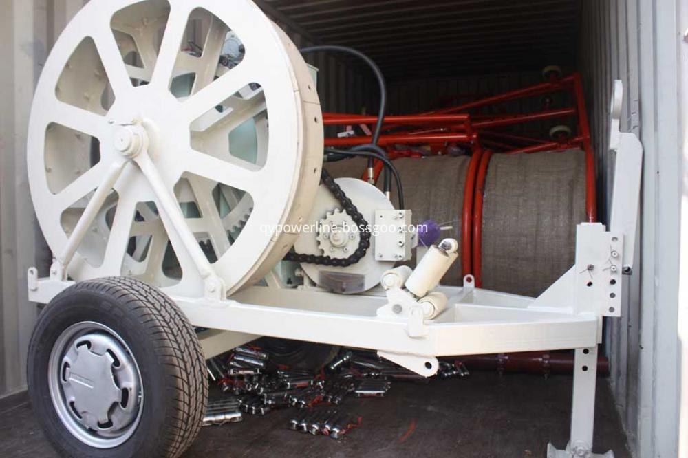 7.5KN1 Hydraulic Tension Machinery