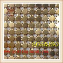 Malha de metal decorativa / malha de cortina de metal