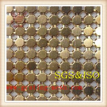 Decorative Metal Mesh/Metal Curtain Mesh