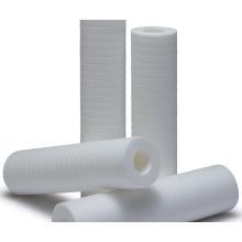 Cartuchos de filtro de sulco de ligação térmica PP