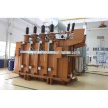 50MVA 132KV transformador trifásico de la energía eléctrica en China