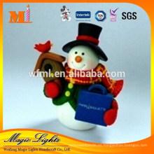 Venta caliente de buena calidad decoración de navidad de trabajo hecho a mano