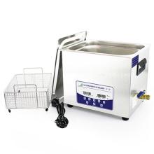 Limpiador ultrasónico mini del laboratorio de la frecuencia doble con la función de calefacción TP3-120C, 120W, 3L