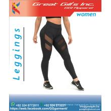 Mesh leggings / women fetish leggings / gym sexy leggings