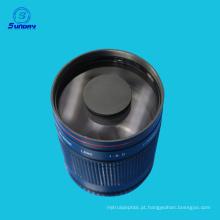 Lente do espelho do reflexo de 500mm para Nikon D80 D70 D40x D300S
