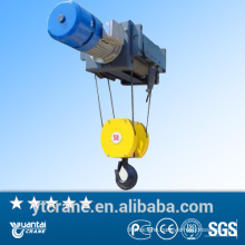 10t Construction Material Lifting Wire Rope Electric Hoist on sale 5t