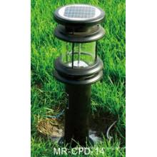 Luz solar del césped de 6W LED para el jardín / el parque
