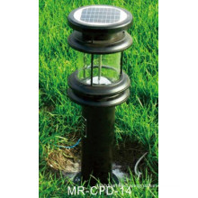 6W LED Solar Lawn Light for Garden /Park