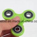 2017 Горячее сбывание 608 шарикоподшипника пластичный металл цветастый Fidget Spinner Hand Spinner
