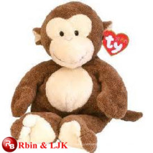ICTI Audited Factory High Quality Custom Promotion Jumping stuffed animal plush toy Monkey