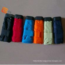 Solid 2013 Mini Pocket 5 Fold Umbrella (YS-5F1004A)
