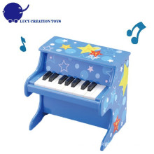 Child Happy Play 18 Keys Wooden Toy Piano