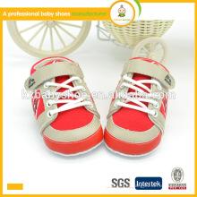 Fabricante de fornecedores de e-crédito de alta qualidade para calçados esportivos para bebês 2015