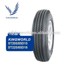 Профессиональная фабрика ST215/85 D16 10PR трейлер шины