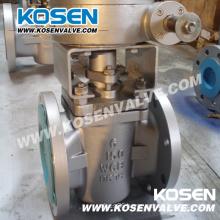 Sleeve Type Soft Sealing Plug Valves (X43F)