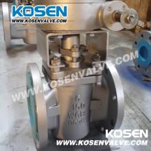 Тип рукава, мягкое уплотнение Plug клапаны (X43F)
