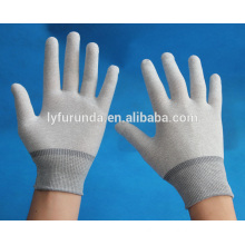 13 gauge nylon gloves,dust free work glove