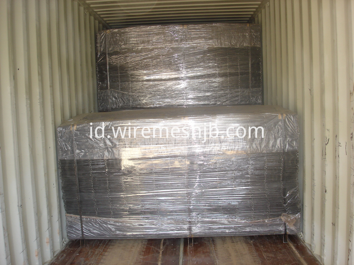 Galvanized Welded Wire Mesh Sheet