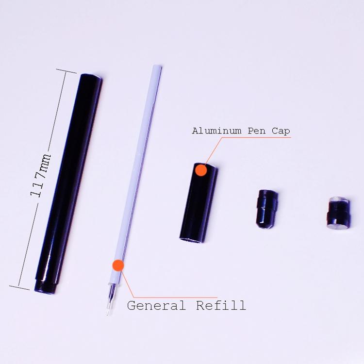 gel pen parts