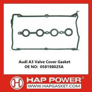 A3 valve cover gasket