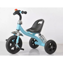 Customs EVA tyre kid tricycle with soft saddle
