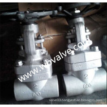 Thread Forged Steel Gate Valve