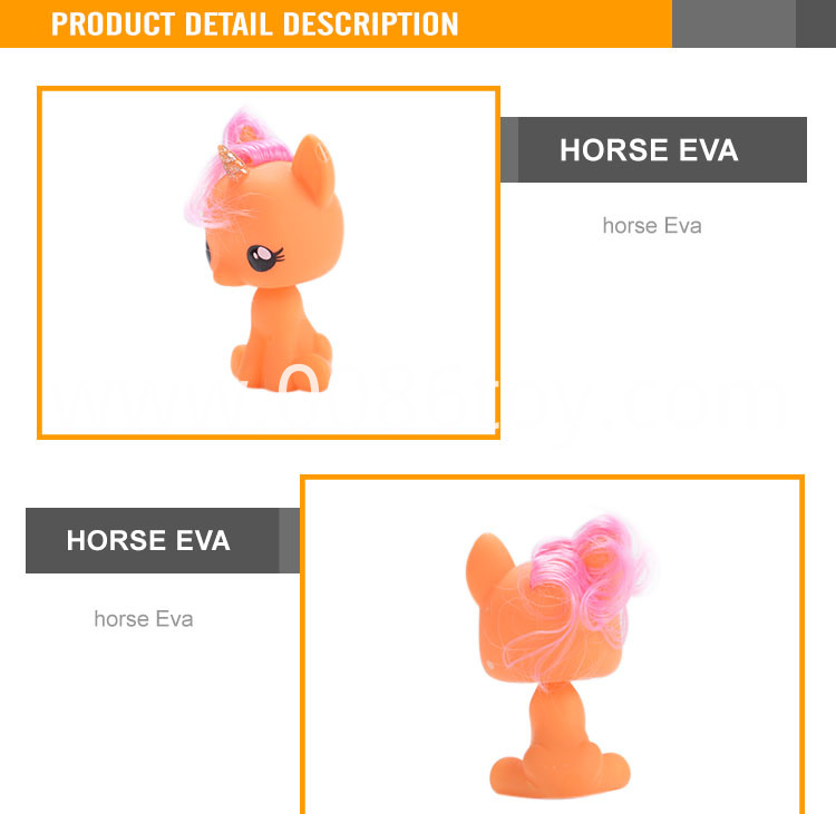rubber toy horse2