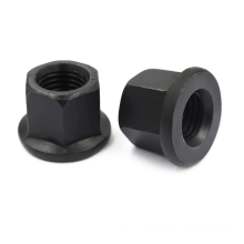 High Flange Nut with Pad Height Nut Plate Nut/hexadecimal Flange Thickening Nut M10-M30