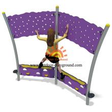 Wall Panel Kids Climber Playground Equipment