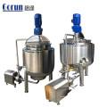 Pharmazeutischer Mischbehälter / pharmazeutischer Rührwerksbehälter / pharmazeutischer Mixer