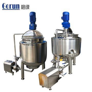 El tanque de mezcla farmacéutico / el tanque del agitador farmacéutico / el mezclador farmacéutico