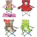 Chaise pliante de camping d'animal de bande dessinée d'enfant (SP-110)