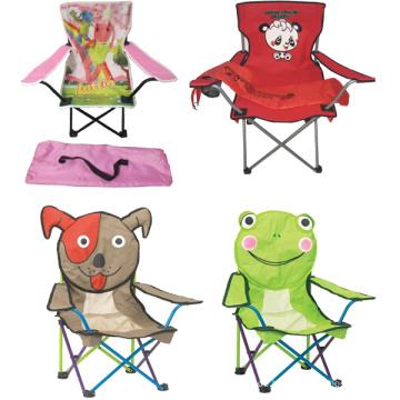 Kind-Karikatur-Tier-faltender kampierender Stuhl (SP-110)