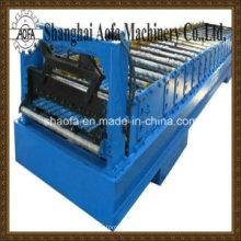 Machine de formage de rouleau de porte de garage à rouleaux (AF-S699)