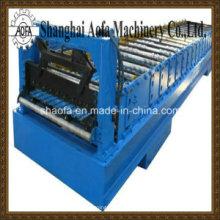 Rueda de garaje que forma la máquina formadora de rollos (AF-S699)