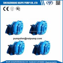 Pompe de gravier centrifuge à tête haute résistante à l'usure
