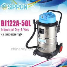 Wet e seco Industrial Aspirador Sweeper BJ122A-50L