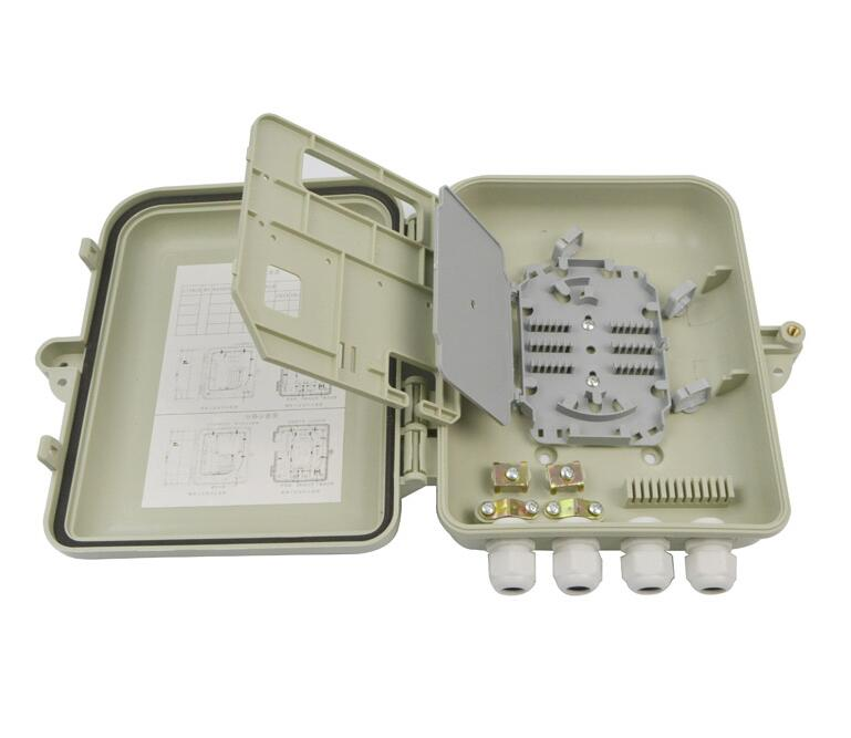 1x16 Ftth Outdoor Box