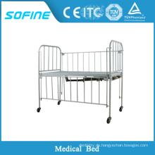 SF-DJ122 Pädiatrisches Krankenhausbett, Untersuchungscouch für Krankenhaus