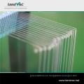 Vidrio de vacío compuesto del aislamiento térmico de la pared de cortina de Landglass