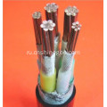 4x4mm2 XLPE insulated PVC sheathed copper power cable