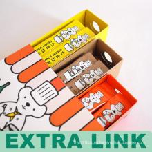 Barato CMYK color laminado mate laminado paquete de lápiz de niño
